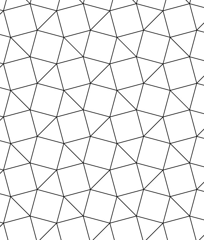 simple tessellation worksheets tessellation easy patterns clip art library tessellation worksheets simple