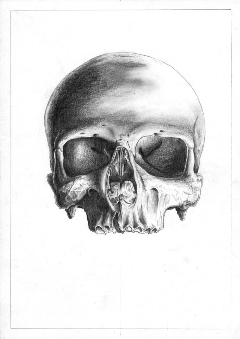 skull drawing how to draw a traditional skull tattoo step by step drawing skull