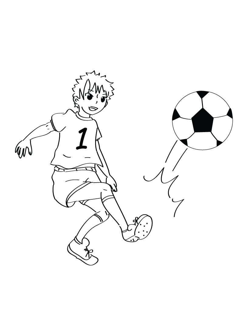 soccer pictures to color sports photograph coloring pages kids soccer ball to pictures color soccer