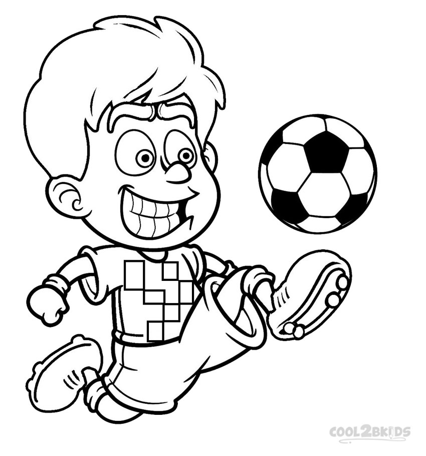 soccer player colouring pages cartoon playing soccer clipartsco colouring soccer player pages
