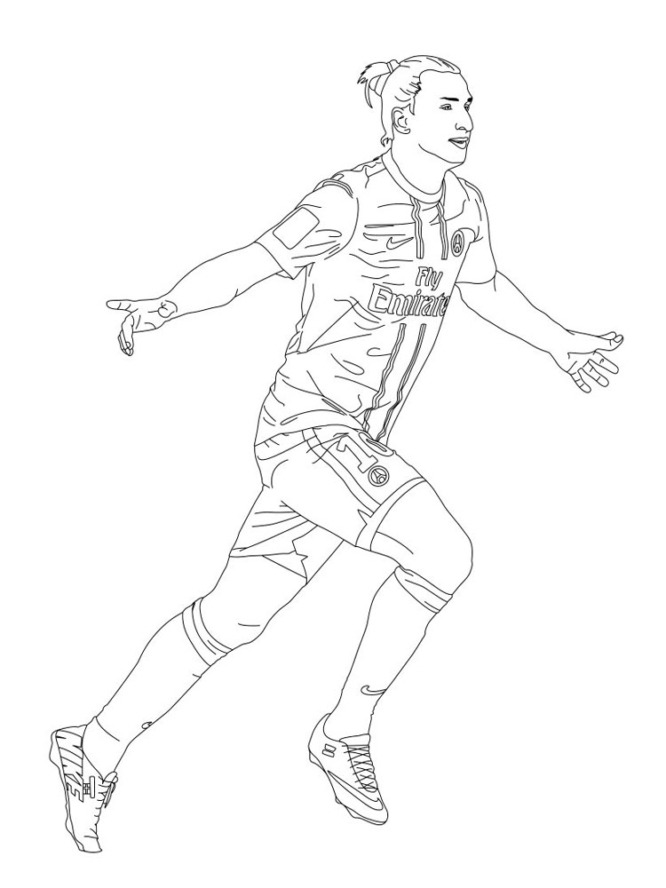soccer player colouring pages printable football player coloring pages for kids pages player colouring soccer