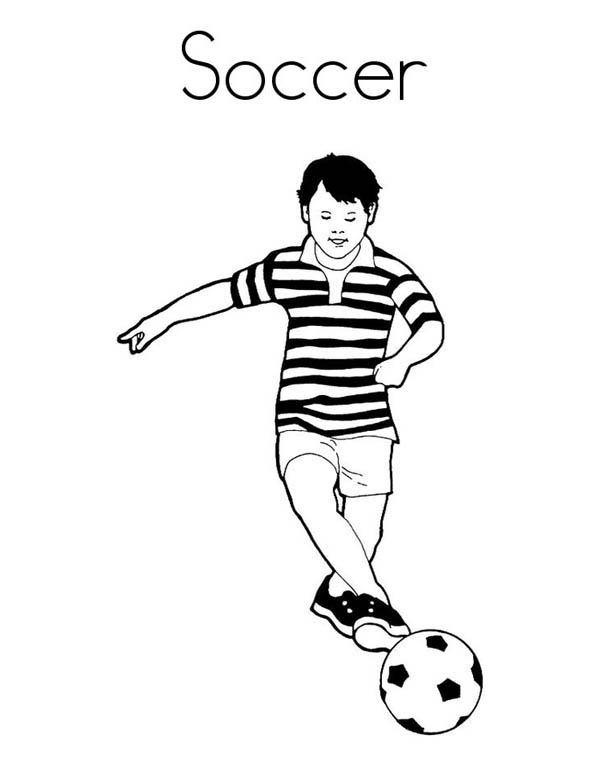 soccer player colouring pages soccer player coloring pages free printable soccer player colouring player soccer pages