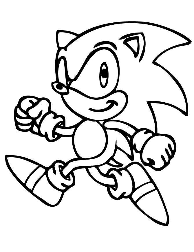 sonic the hedgehog printable coloring pages free printable sonic the hedgehog coloring pages coloring the printable sonic pages hedgehog
