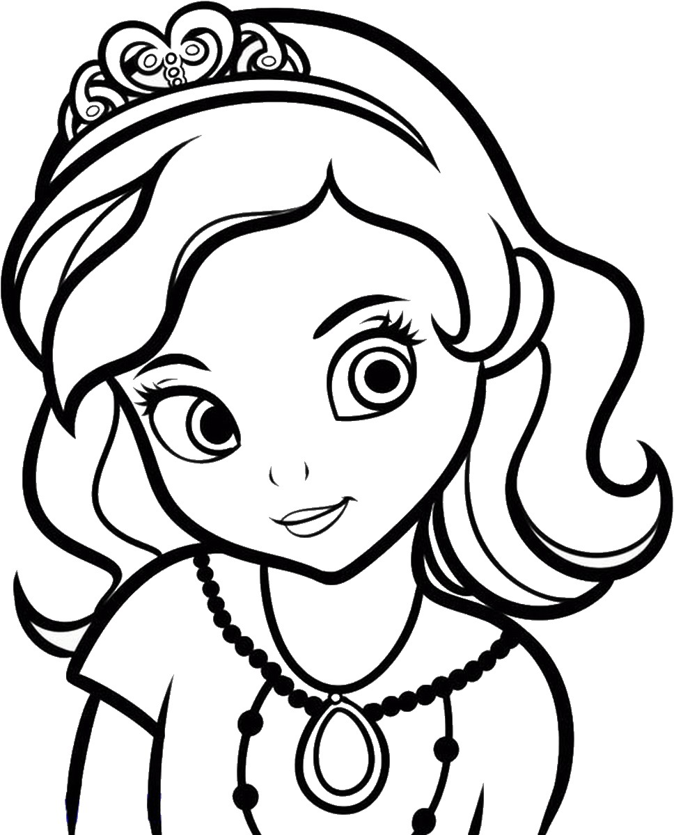 sophia coloring page sofia the first coloring pages page coloring sophia