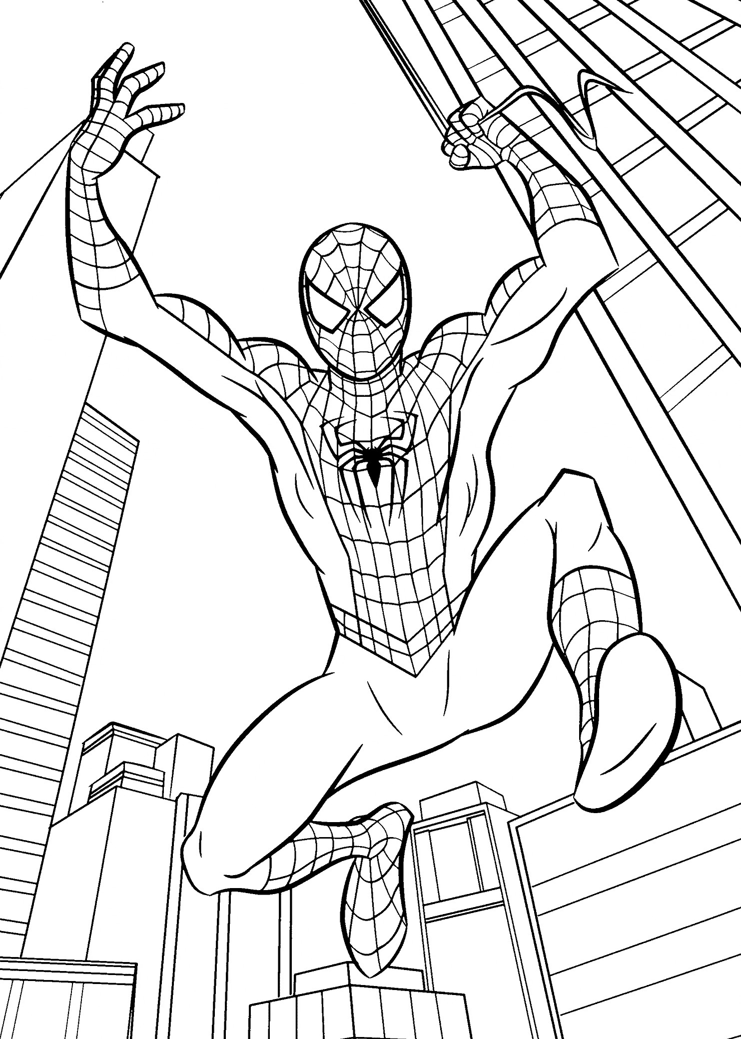 spiderman happy birthday coloring pages marvel happy birthday coloring pages happy pages spiderman coloring birthday