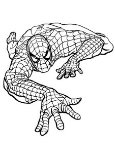 spiderman traceable learn to coloring may 2012 spiderman traceable