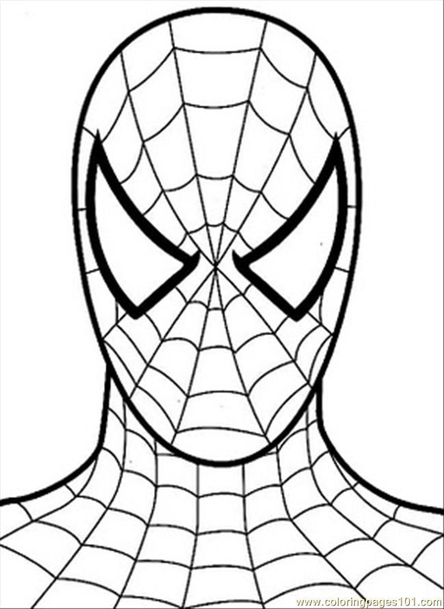 spiderman traceable spider man drawing pencil sketch colorful realistic spiderman traceable