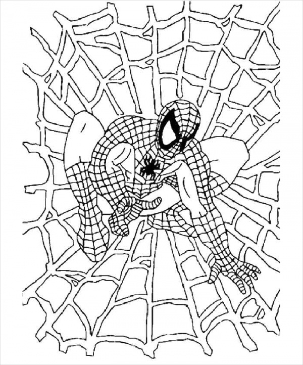 spiderman web coloring pages spider man coloring pages coloring pages to download and spiderman coloring pages web