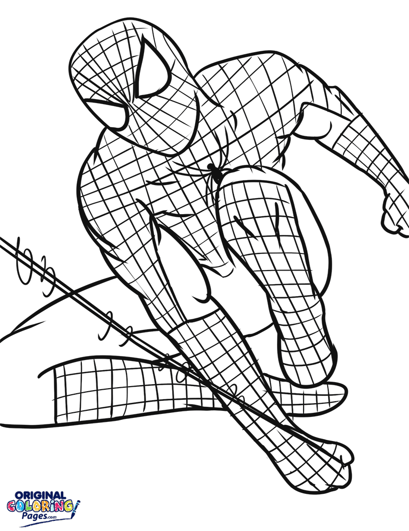 spiderman web coloring pages spider man web colouring page coloring pages printable web pages spiderman coloring