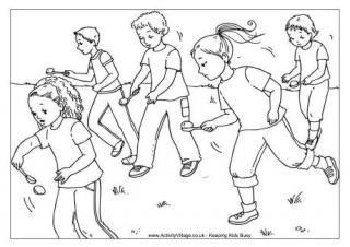 sports day colouring 76 best images about sport kleurplaten on pinterest day sports colouring