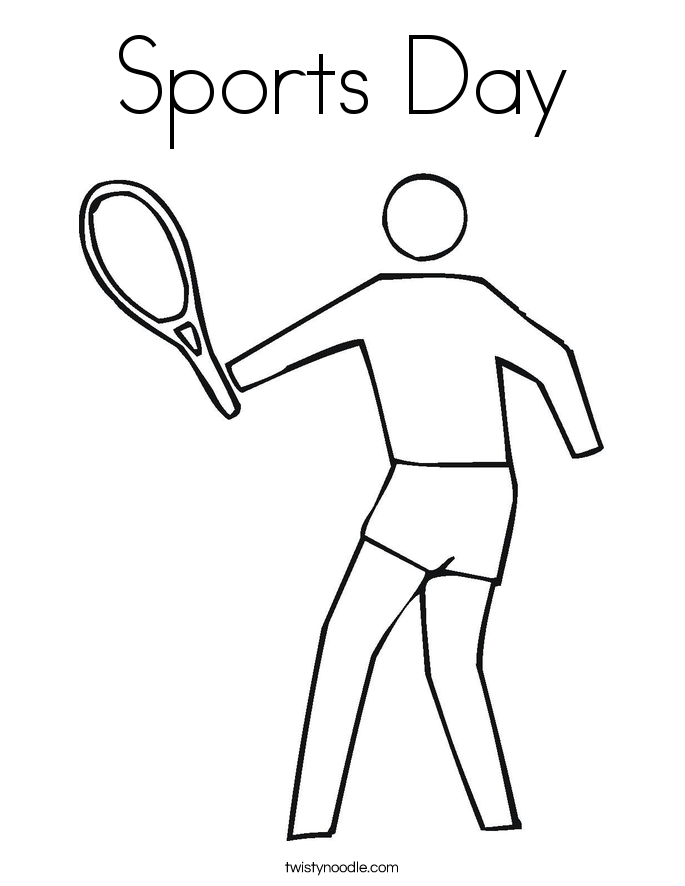 sports day colouring coloring pages category for stunning sports day coloring colouring sports day