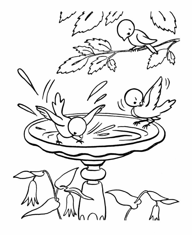 spring birds coloring pages 307 free printable spring coloring sheets for kids coloring pages spring birds