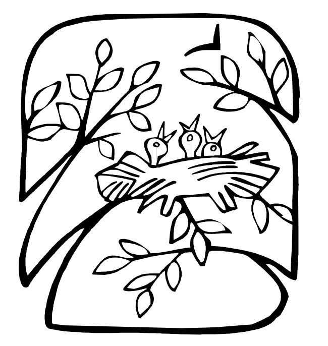 spring birds coloring pages 307 free printable spring coloring sheets for kids spring pages coloring birds
