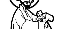 st francis xavier coloring page pin on mystery of history 2 coloring francis st page xavier