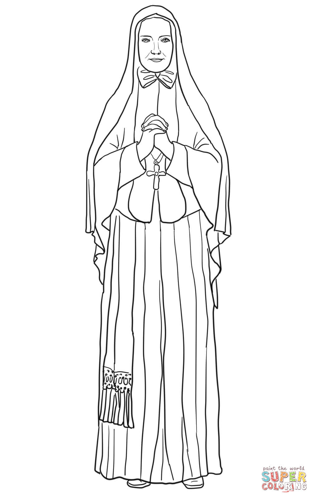 st francis xavier coloring page saint francis xavier clipart clipground francis coloring xavier st page