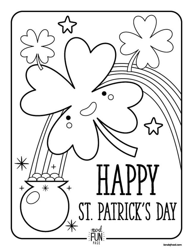 st patricks day coloring pages 12 st patricks day printable coloring pages for adults coloring patricks pages st day