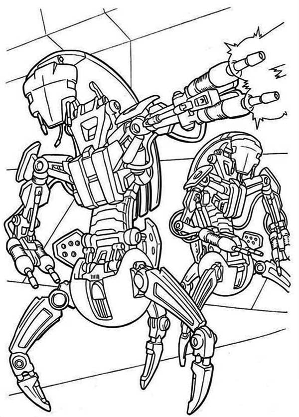 star wars droid coloring pages astromech droid r2 d2 coloring online super coloring wars droid coloring star pages