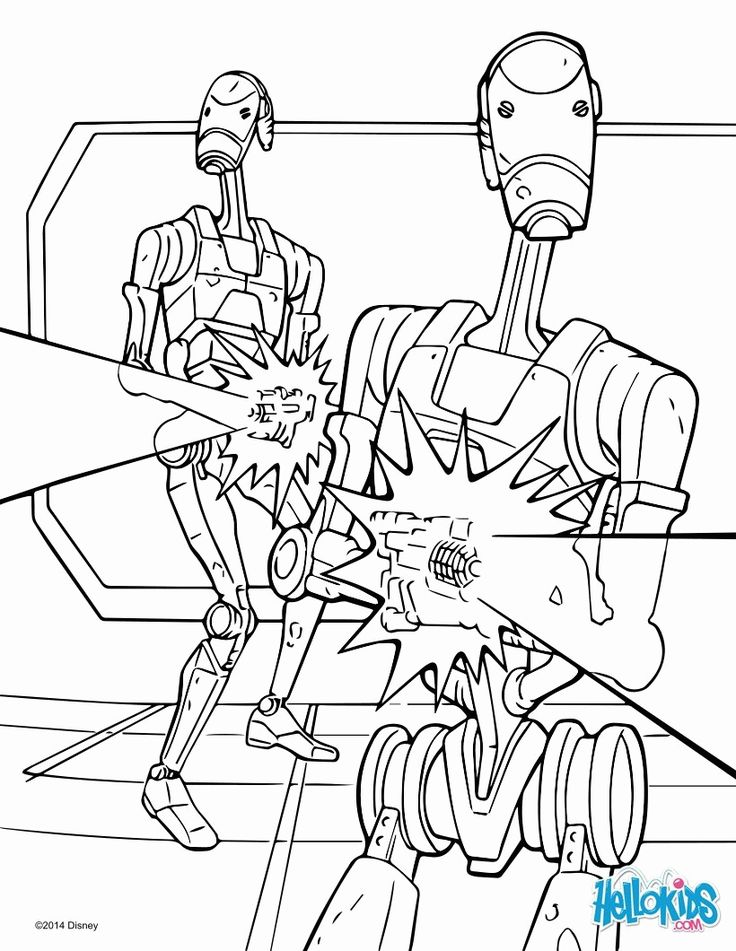 star wars droid coloring pages star wars coloring pages star wars battle droids star pages star coloring droid wars