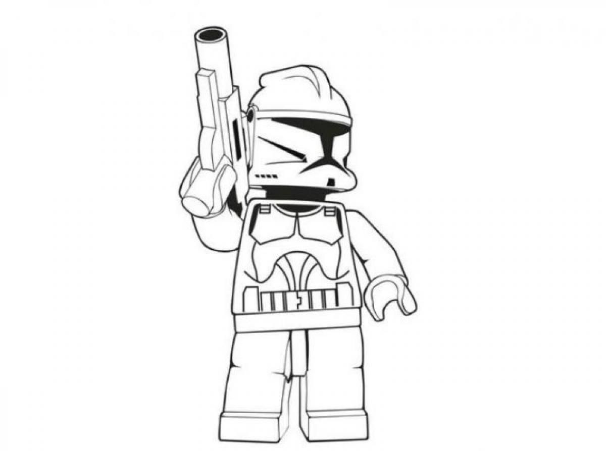 star wars lego colouring lego star wars coloring pages in 2020 kleurplaten thema star colouring wars lego