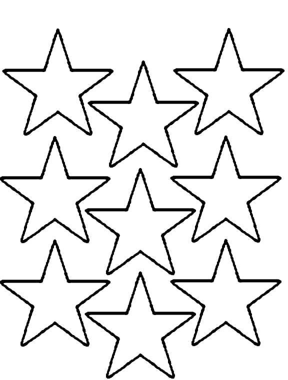 stars to colour and print 60 star coloring pages customize and print pdf to stars colour and print