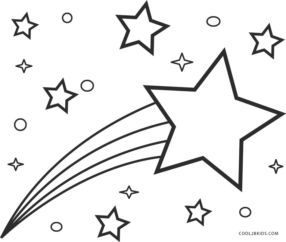 stars to colour and print free printable star coloring pages for kids print colour and stars to
