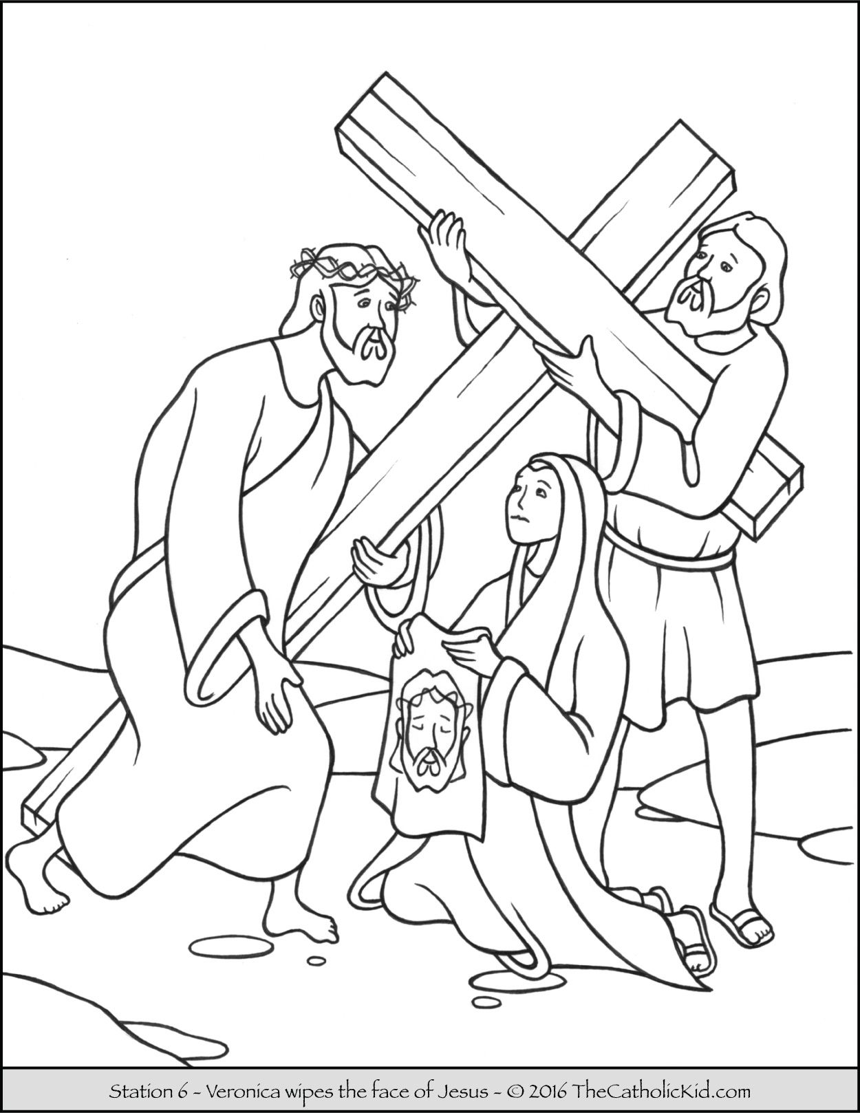 stations of the cross coloring 17 best images about stations of the cross coloring pages of coloring stations cross the