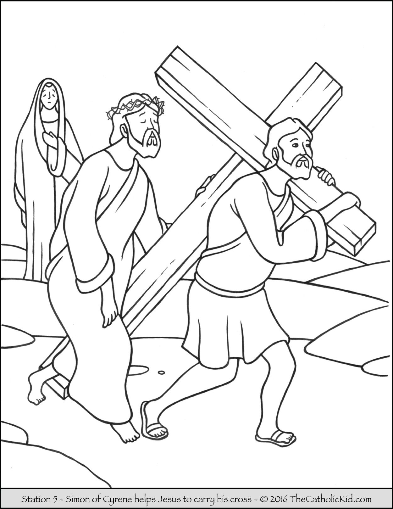 stations of the cross coloring stations of the cross coloring pages 6 veronica wipes the stations coloring of cross