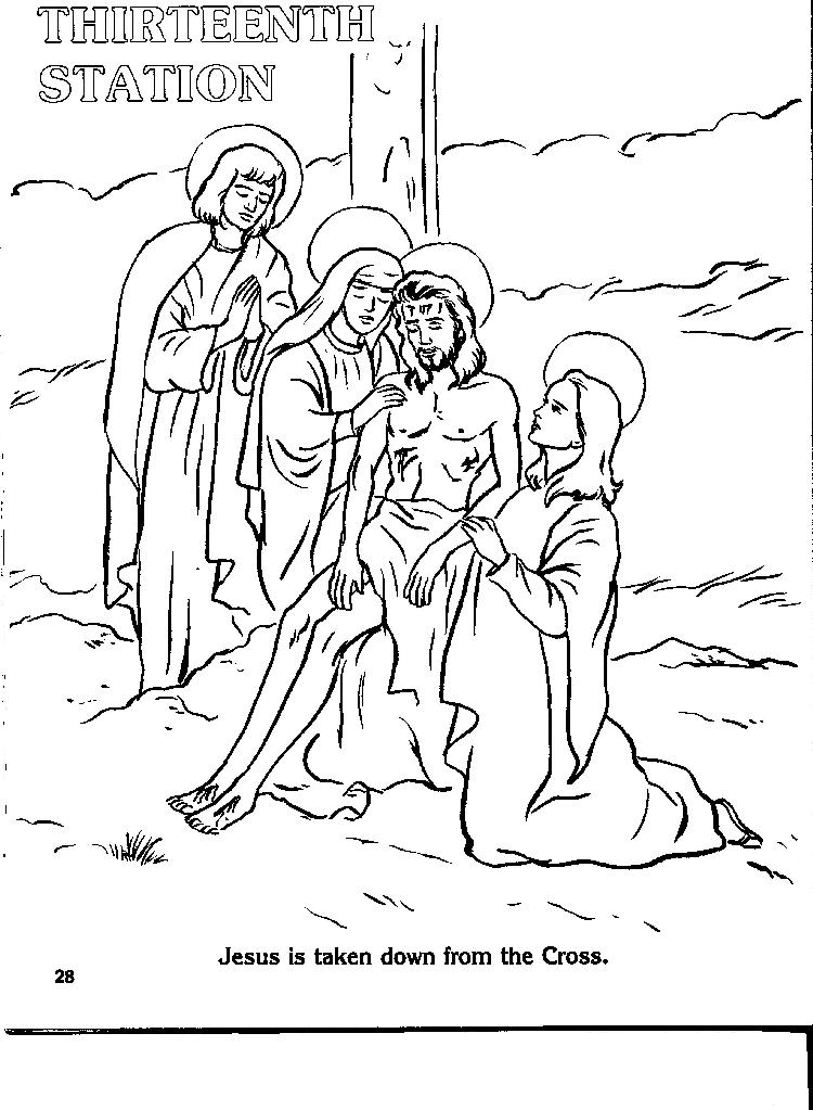 stations of the cross coloring stations of the cross coloring pages cross coloring page the stations of cross coloring