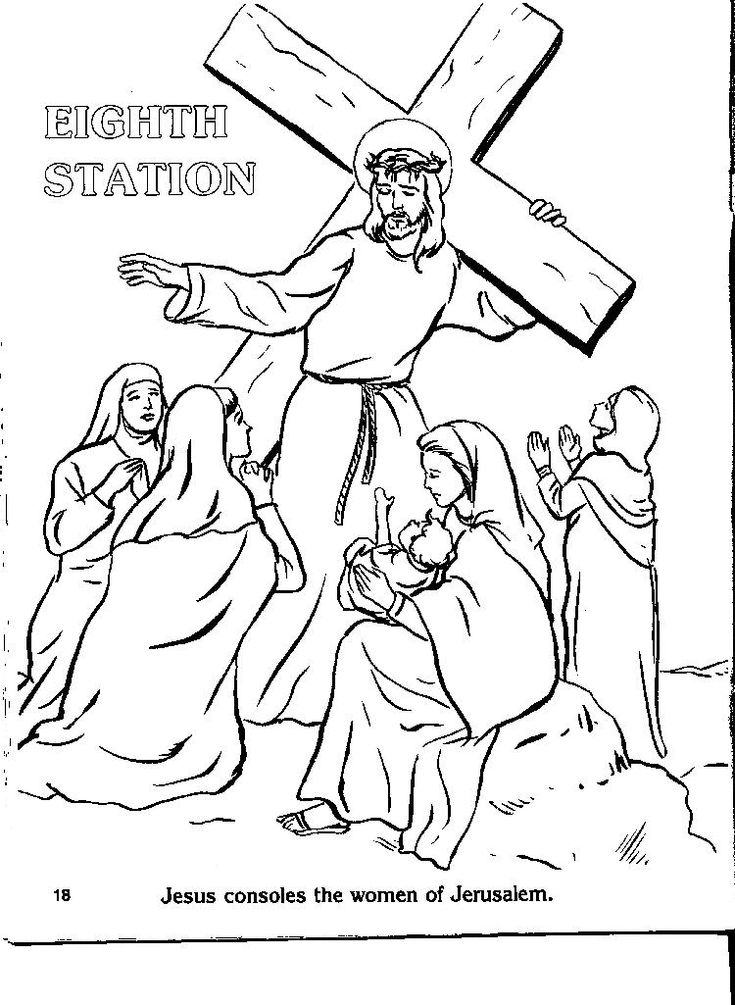 stations of the cross coloring stations of the cross coloring pages the catholic kid coloring of cross stations the