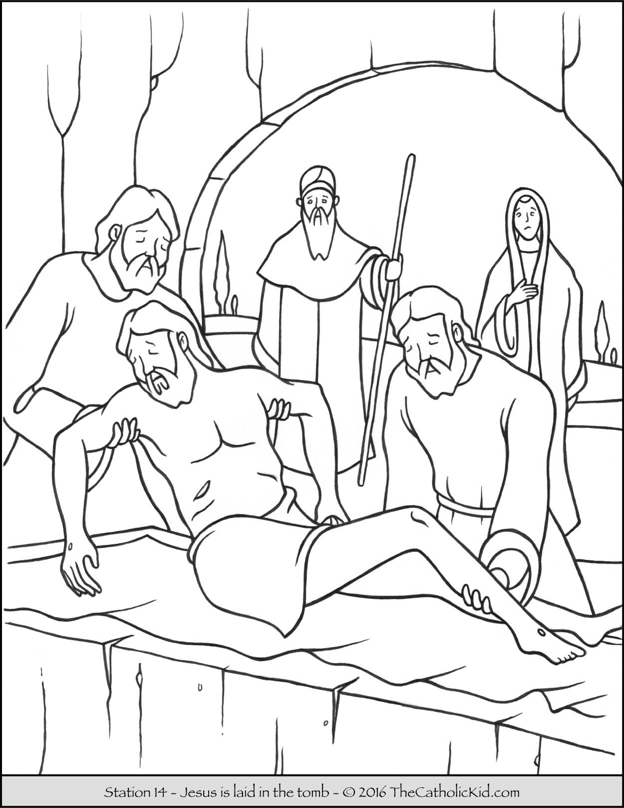 stations of the cross coloring the stations of the cross in coloring pages catholic stations of coloring the cross