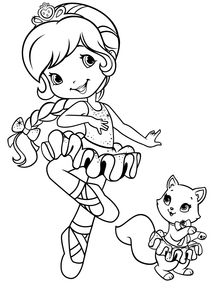 strawberry for coloring get this fun strawberry shortcake coloring pages for girls strawberry coloring for