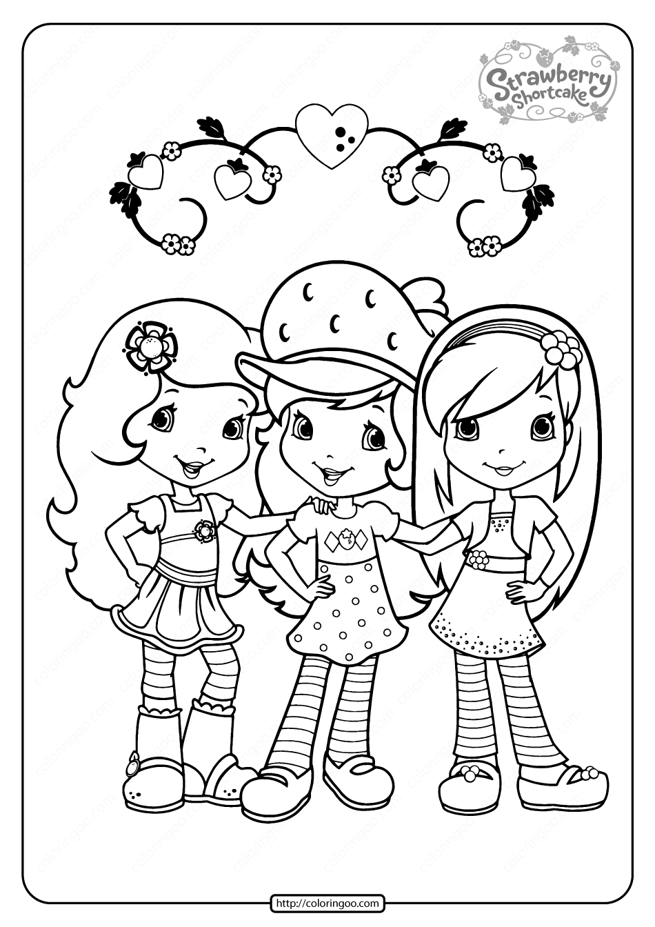 strawberry for coloring strawberry shortcake coloring pages strawberry for coloring