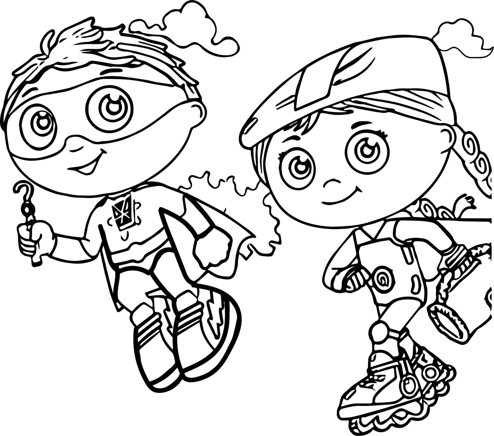 super coloring super why coloring child coloring coloring super