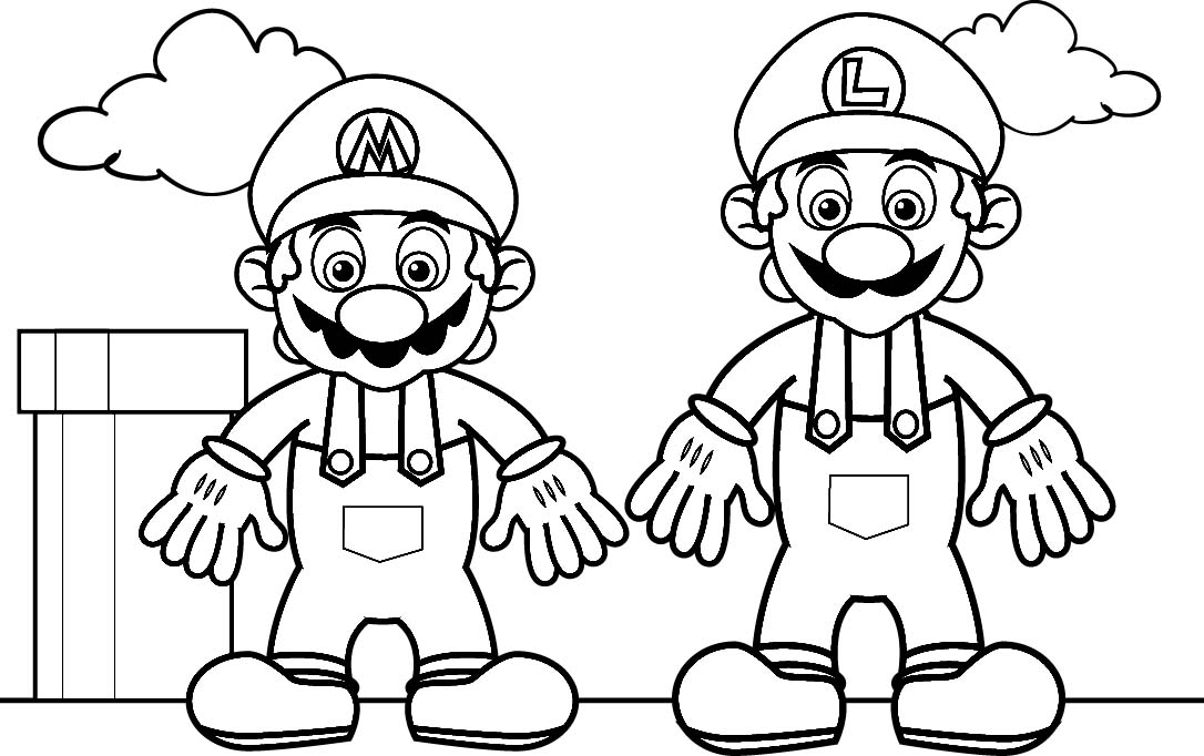 super mario brothers printables 1000 images about coloring pages on pinterest printables mario brothers super