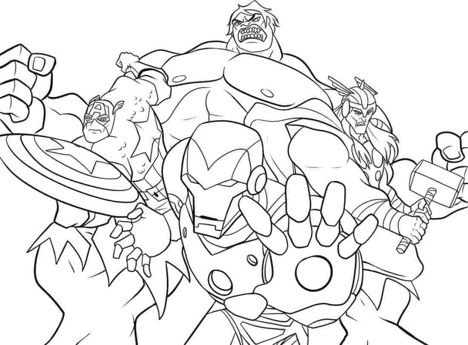 superhero coloring games get this avengers coloring pages printable for kids 54617 coloring games superhero