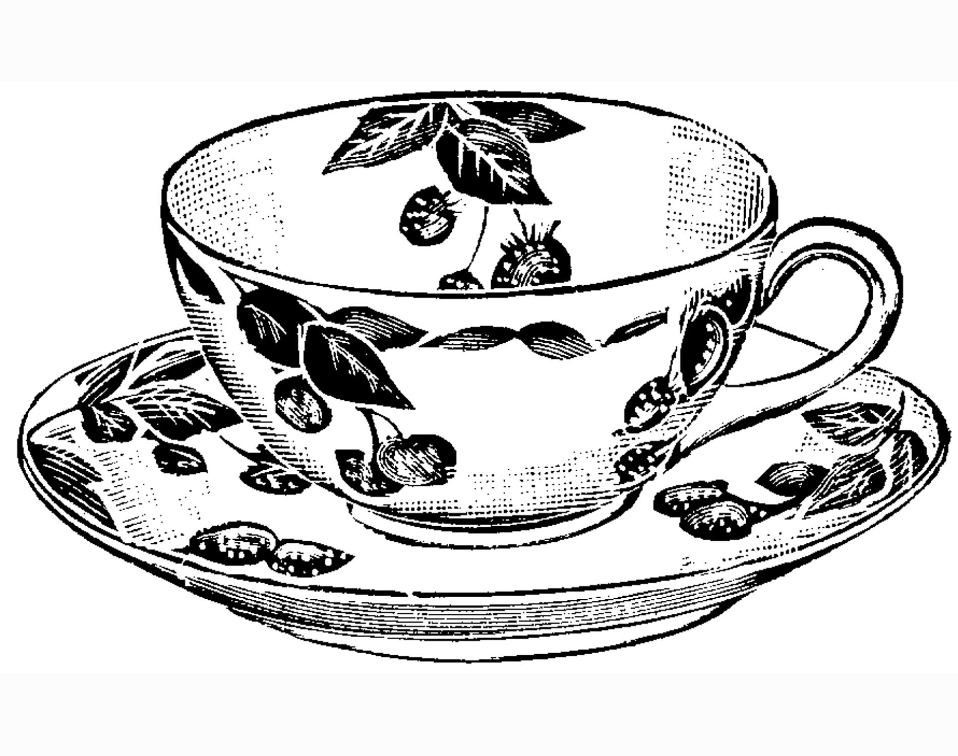 tea cup coloring page free coloring pages of tea cups kaban cup tea coloring page
