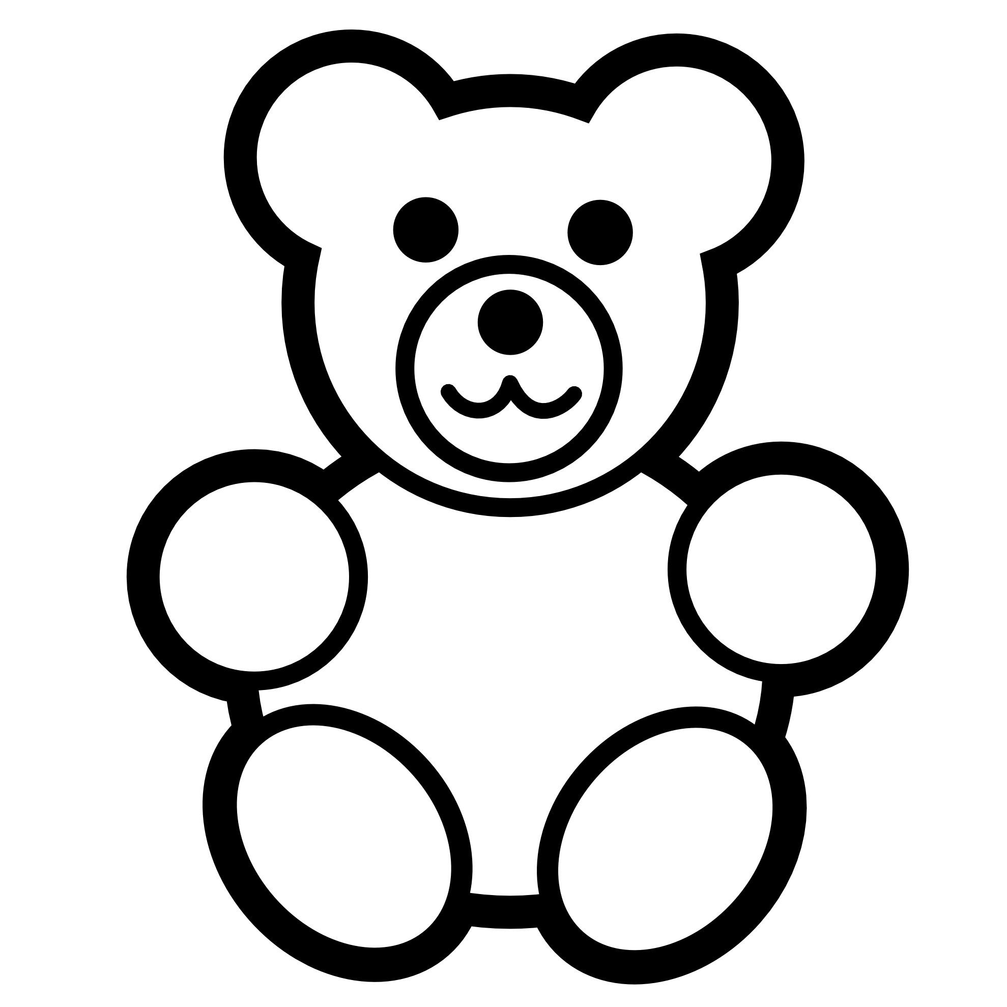 teddy bear colour in free printable teddy bear coloring pages for kids bear in teddy colour