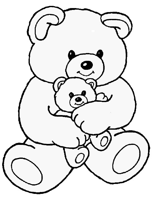 teddy bear colour in free printable teddy bear coloring pages technosamrat bear teddy colour in