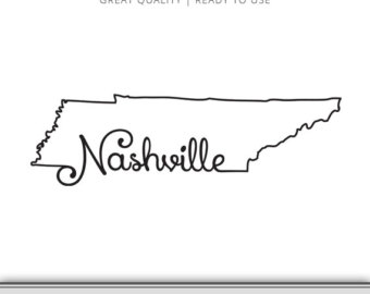 tennessee clipart clip art of a outline of the state of tennessee clipart tennessee