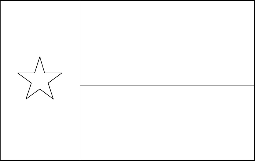 texas flag coloring page 9 best images of worksheet about texas texas symbols page coloring flag texas