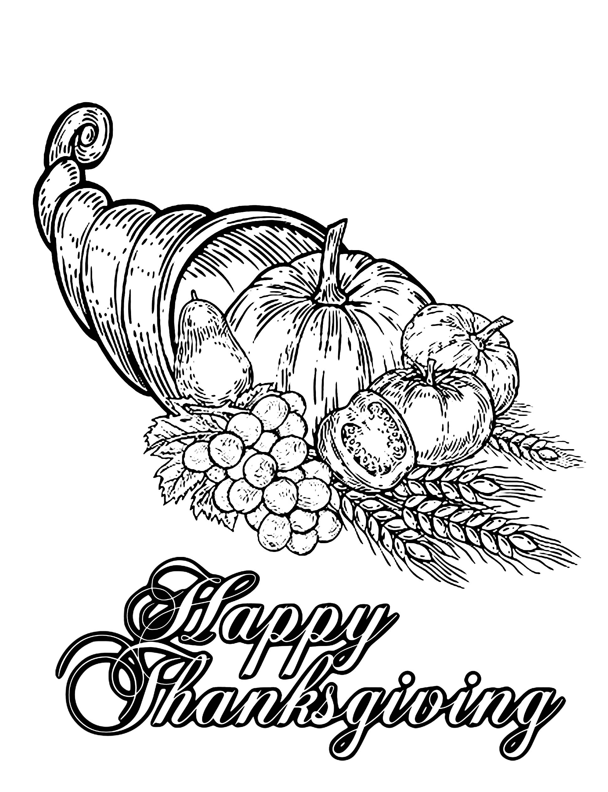 thanksgiving day coloring pages happy thanksgiving thanksgiving adult coloring pages day pages coloring thanksgiving