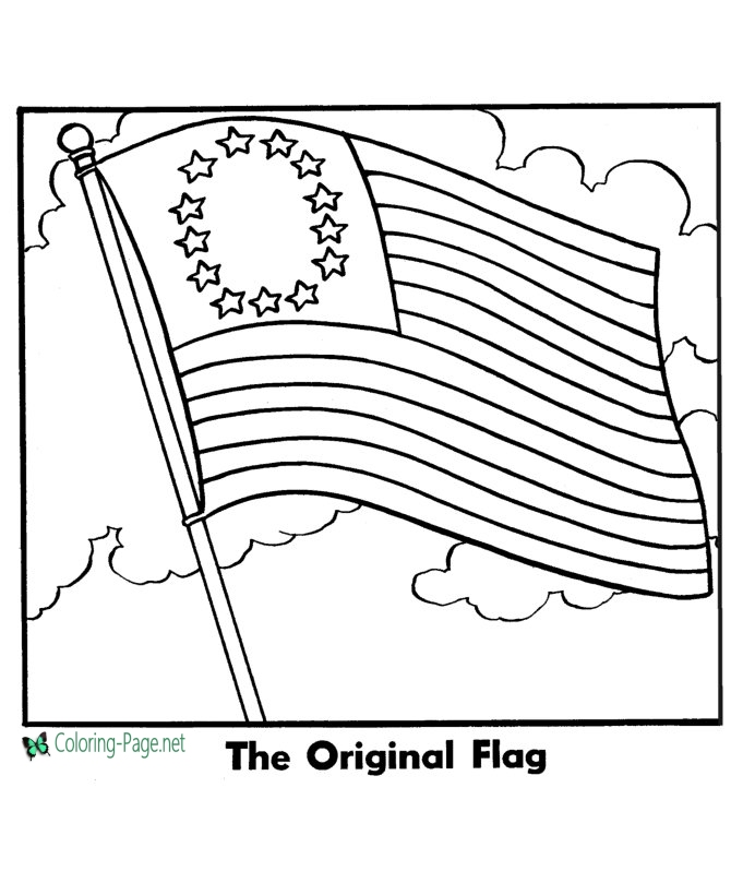 the american flag coloring page american flag coloring pages page flag american the coloring