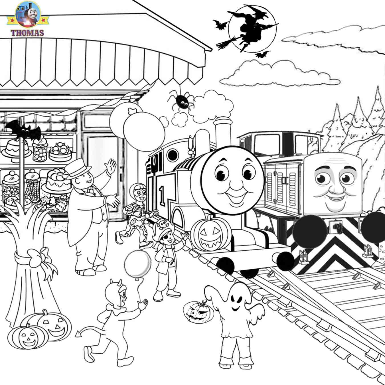 thomas and friends coloring coloring book il trenino thomas coloring friends and thomas