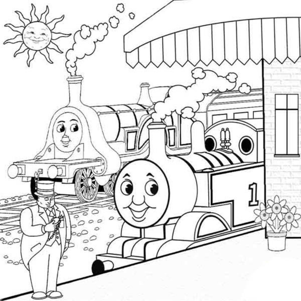 thomas and friends coloring free printable halloween ideas kids activities thomas and coloring thomas friends