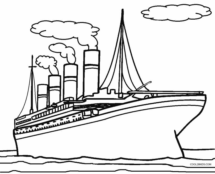 titanic ship titanic coloring pages titanic coloring pages to download and print for free ship titanic coloring pages titanic