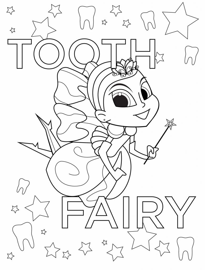 tooth fairy pictures to color free printable tooth fairy coloring pages coloring home fairy to tooth color pictures