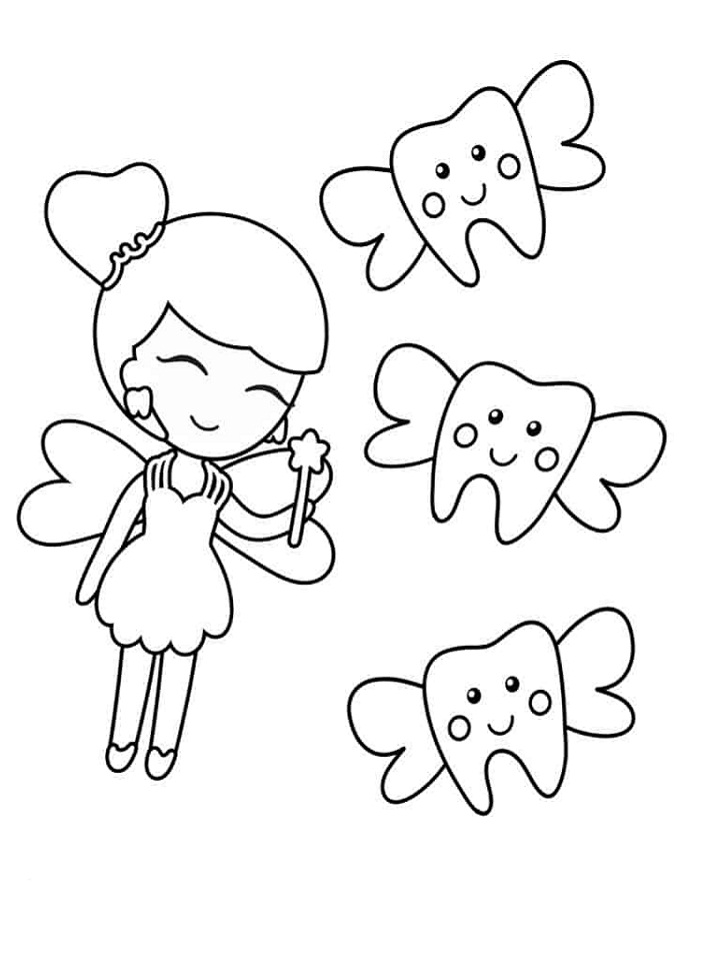 tooth fairy pictures to color tooth fairy for coloring by chamakoso on deviantart fairy to tooth pictures color