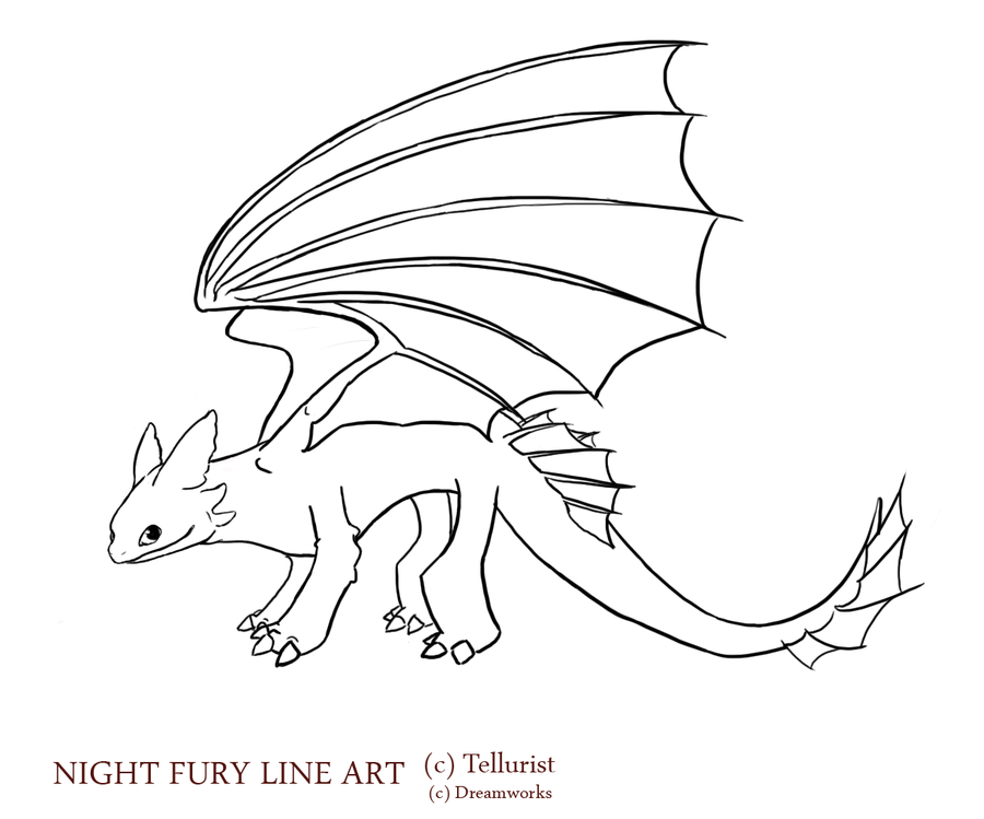toothless coloring page baby toothless by jadedragonne on deviantart coloring toothless page
