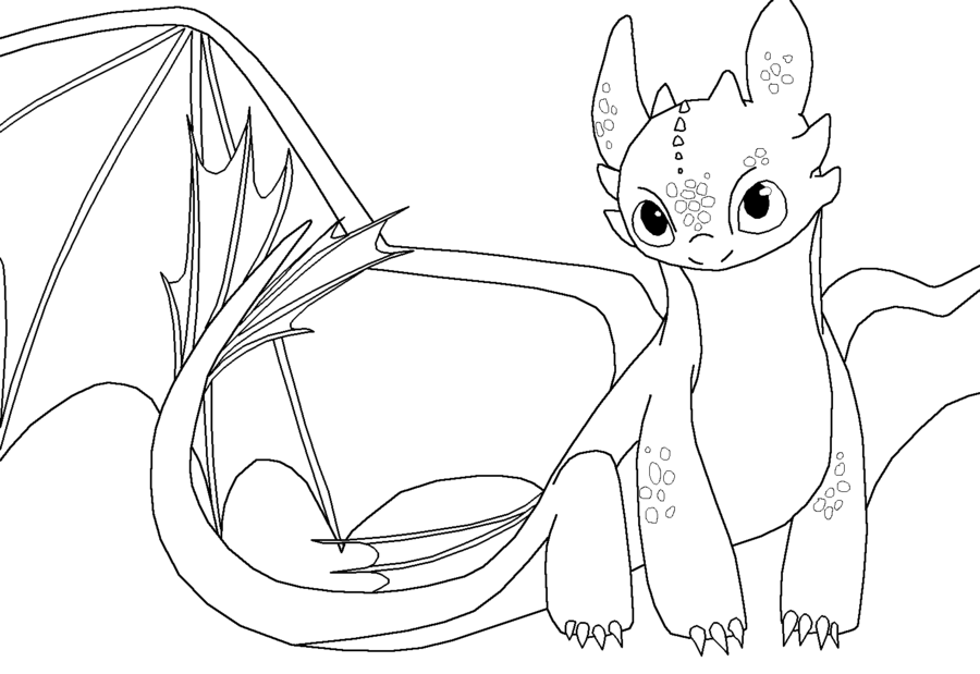 toothless coloring page baby toothless dragon coloring pages coloring home coloring page toothless