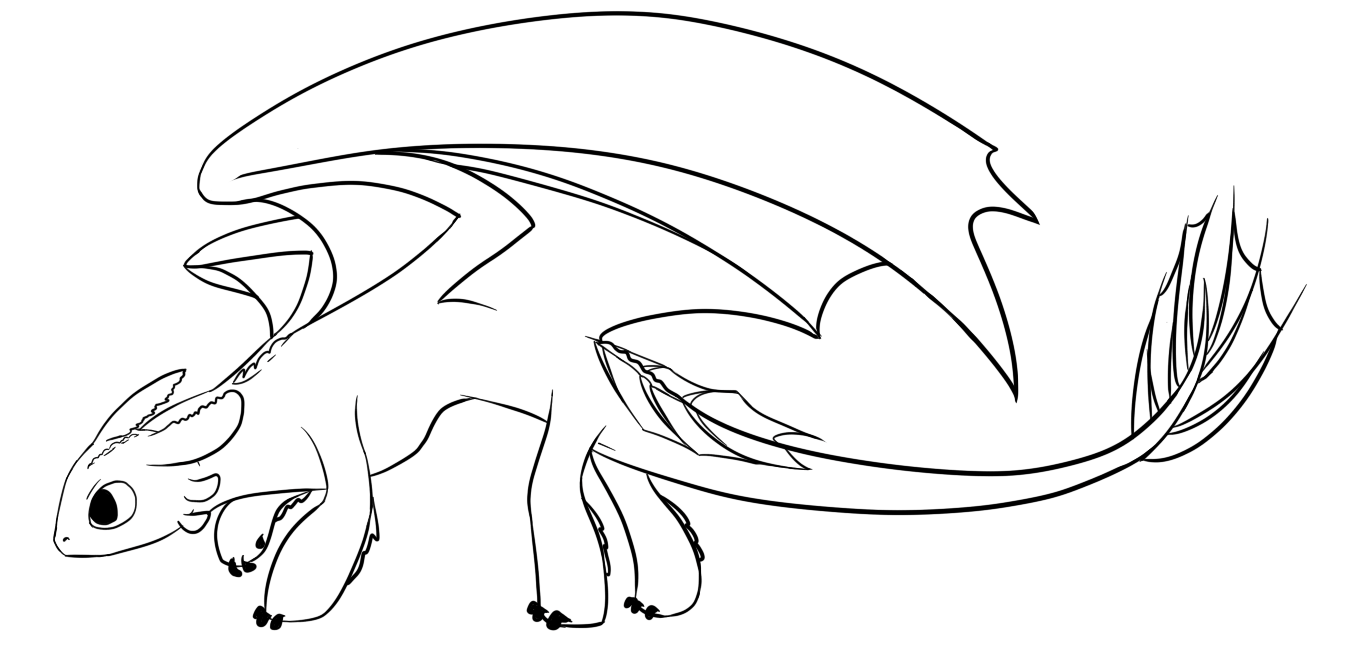 toothless coloring page pictures of toothless from how to train your dragon toothless page coloring